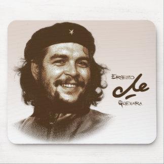 Lächeln Ernesto Che Guevara Mauspad