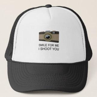 Lächeln für mich truckerkappe