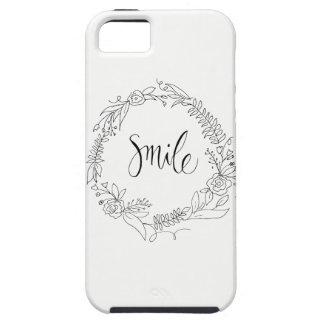 Lächeln Hülle Fürs iPhone 5