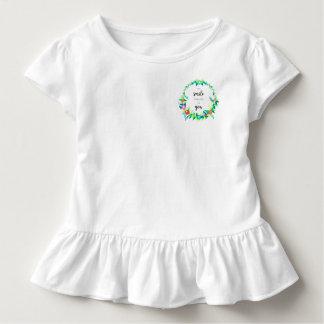 Lächeln Kleinkind T-shirt