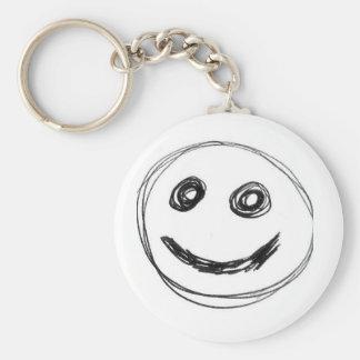 Lächeln Schlüsselanhänger