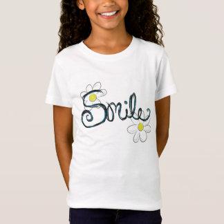 Lächeln-Shirt T-Shirt