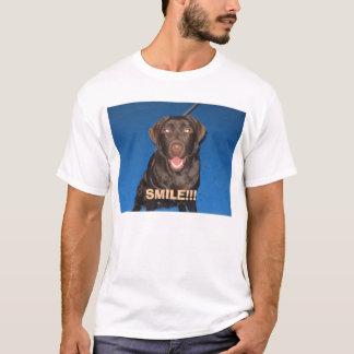 LÄCHELN!!! T-Shirt