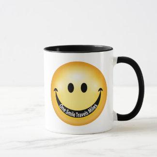 Lächeln Tasse