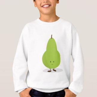 Lächelnde Birne Sweatshirt