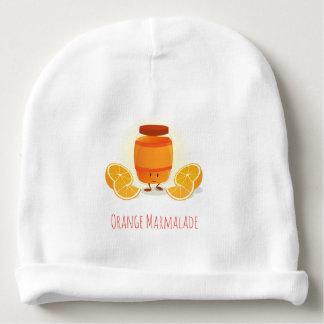 Lächelnde Marmelade stauen | Baby-Hut Babymütze