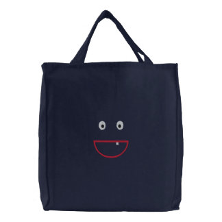 Lächelnde Tasche TBA