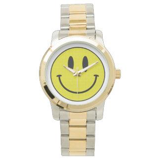 Lächelnde Uhr