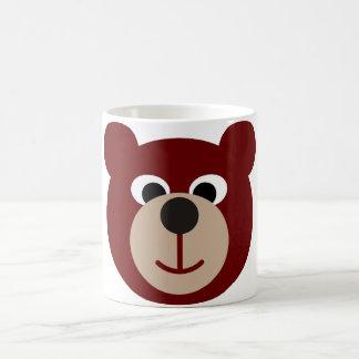 Lächelnder Bär Kaffeetasse