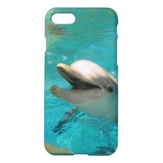 Lächelnder Delphin iPhone 8/7 Hülle
