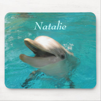 Lächelnder Delphin Mousepad