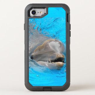 Lächelnder Delphin OtterBox Defender iPhone 8/7 Hülle