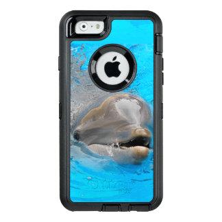 Lächelnder Delphin OtterBox iPhone 6/6s Hülle