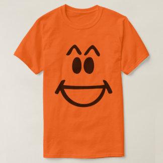Lächelnder Emoji T - Shirt
