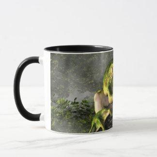 Lächelnder Frosch Tasse
