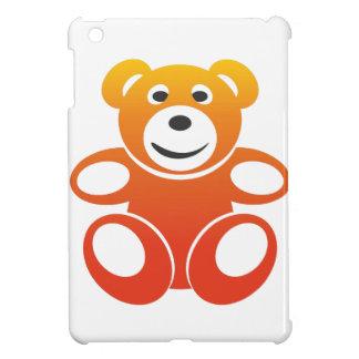 Lächelnder Sommer-Teddybär iPad Mini Hülle