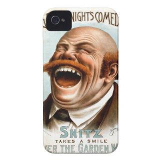 Lachen-Aufstand! Case-Mate iPhone 4 Hüllen