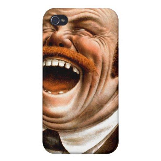 Lachen-Aufstand! iPhone 4 Schutzhüllen