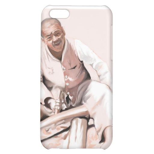 Lachen iPhone 5C Hülle