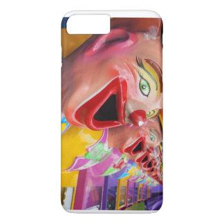 Lachende Clowns iPhone 7 Plus Hülle