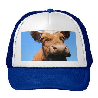 Lachende Kuh Retrokult Cap