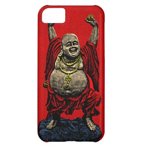 Lachender Buddha (Farbe 4) Hülle Für iPhone 5C