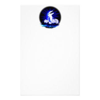 Lachender Delfin Büropapier Briefpapier