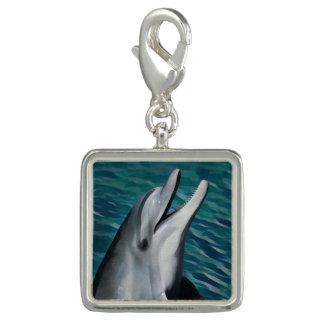 Lachender Delphin Foto Anhänger