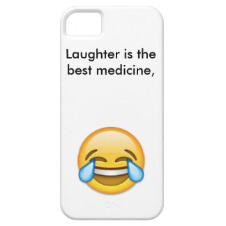 Lachendes emoji iPhone 5 etui
