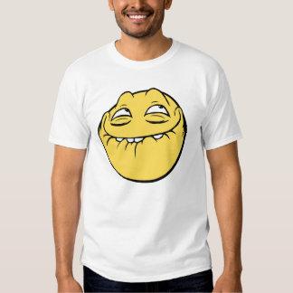 Lachendes Gesicht Hemden