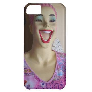lachendes Mannequin iPhone 5C Hülle