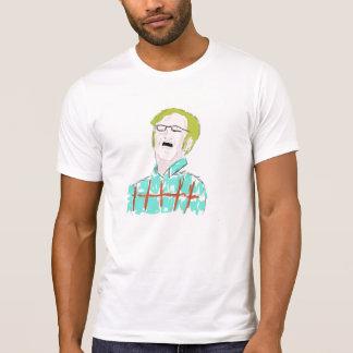 Lachendes oder schreiendes Typ-Shirt T-Shirt
