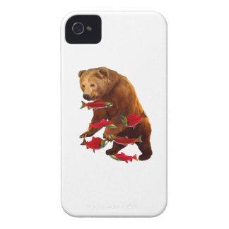 Lachsfischen Case-Mate iPhone 4 Hülle