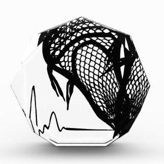 lacrosse7 acryl auszeichnung
