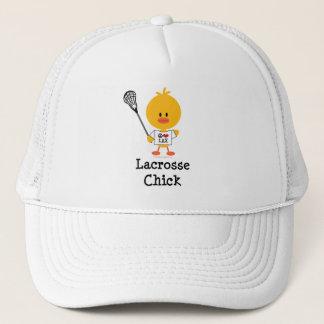 Lacrosse-Küken-Hut Truckerkappe
