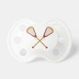 Lacrosse-Stöcke Schnuller
