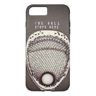Lacrosse-Tormann iPhone 8 Plus/7 Plus Hülle