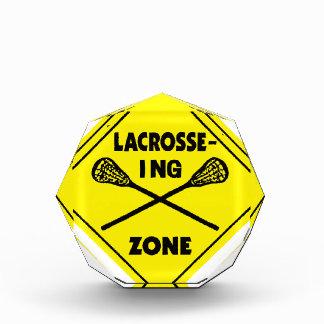 Lacrosse zone2 auszeichnung