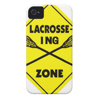 Lacrosse zone2 iPhone 4 Case-Mate hülle