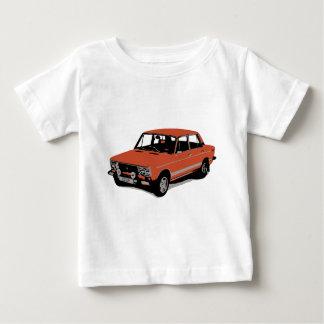 Lada - das sowjetische russische Auto Baby T-shirt