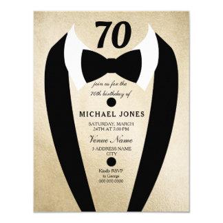 Laden 70. der Geburtstags-Party der schwarzen Karte