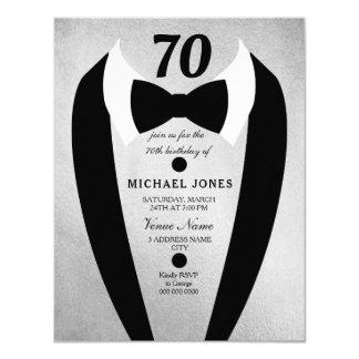 Laden 70. der Geburtstags-Party der silbernen Karte