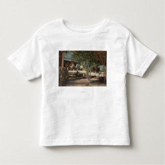 Laden-Frucht an Longview Ranch Shirts