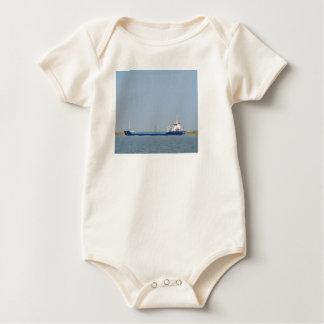Ladungs-Schiff Zeeland Baby Strampler