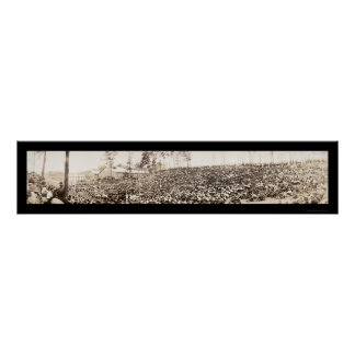 Lager Devens MA Foto 1918