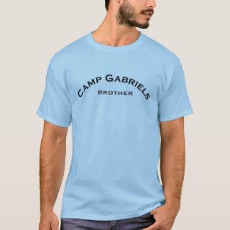 Lager Gabriels Bruder-Logo T-Shirt