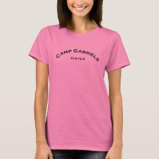 Lager Gabriels Schwester-Logo T-Shirt