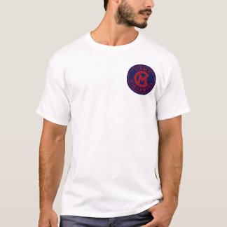 Lager Mishawaka Klassiker-Flecken T-Shirt