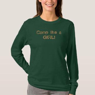 Lager mögen ein MÄDCHEN! T-Shirt