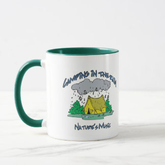 Lager-Naturen Musik Tasse